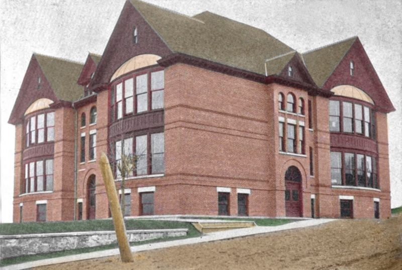 Cadillac Second Ward School (McKinley)