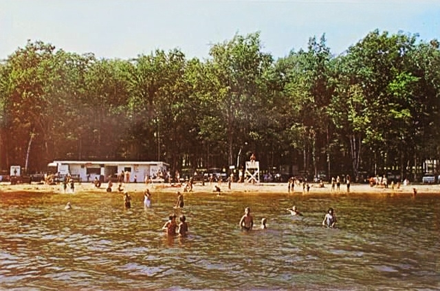 Cadillac Michigan Community Beach