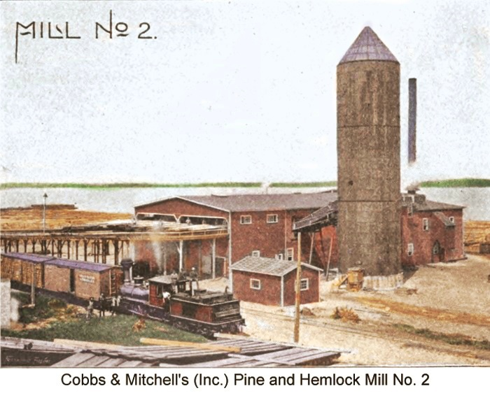 Cobbs & Mitchell's (Inc.) Pine and Hemlock Mill No 2