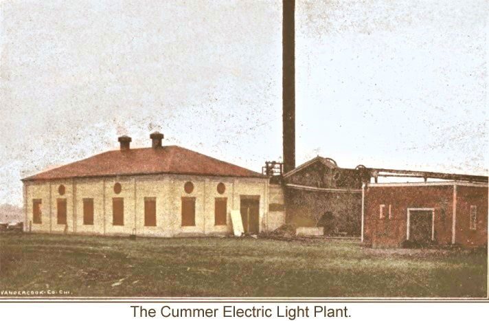 The Cummer Electric Light Plant.