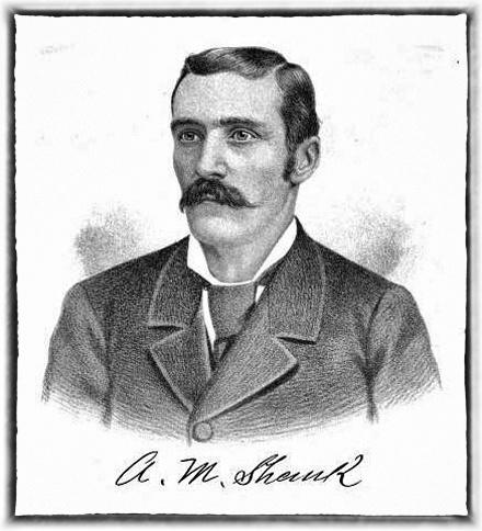 Alonzo M. Shank