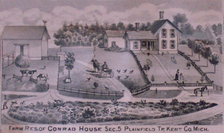 The Story of Plainfield Township Michigan