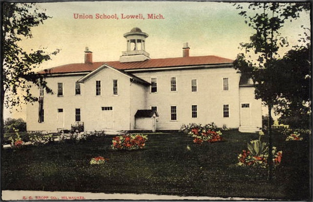 Union School Lowell Michigan